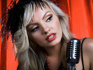 Listen to Alexandra Stan's debut hit