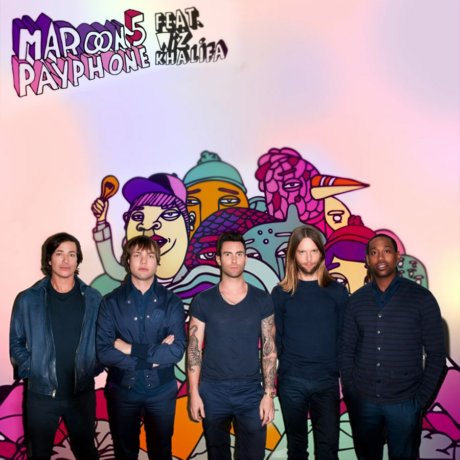 Maroon 5 Payphone Cover