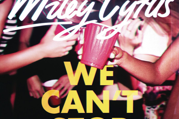 Miley Cyrus Returns with We Can't Stop