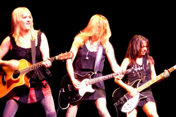 Bangles' Eternal Flame Turns 25 This Week