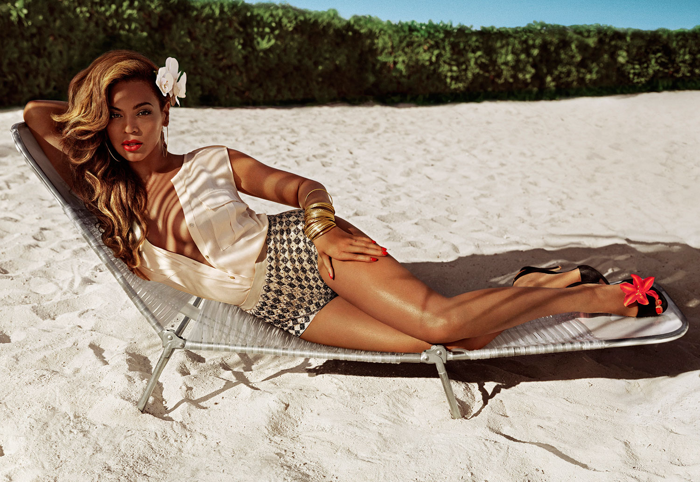 Beyoncé's ad campaign for H&M